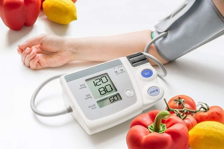 does the keto diet raise blood pressure